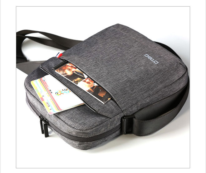 Hot selling Newly custom cheap laptop messenger bags men for macbook pro