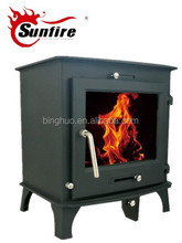 solid fuel stove,steel plate wood stove