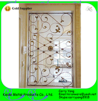 Wholesale Decorative Wrought Iron Interior Window Grill