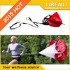 Factory price running parachute with waist belt