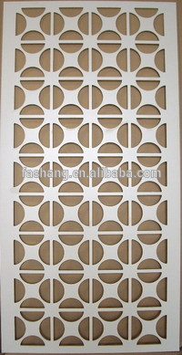 Best quality of 1220 2440 carved panel mdf
