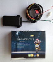 Motorcycle Motorbike GSM GPS Tracker XT009 IP67 Waterproof,SD Card Slot
