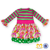 Hot! Cheap baby clothing sets,girls latest winter clothes 3pcs ,first impressions baby clothes for christmas gifts