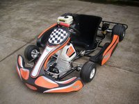 fashion adults cheap 6.5hp engine quad pedal off road racing go karts with wet clutch SX-G1101(LXW)