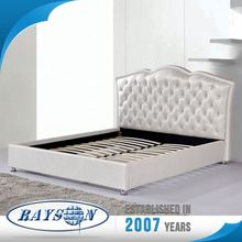 Manufacturer China Custom Made Latest Modern Platform Bed