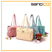 wholesale china supplier baby changing bag fashionable diaper bag