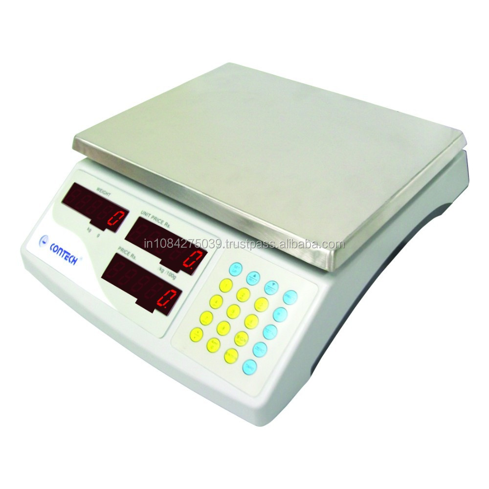 Electronic Price Computing Table Top Scale