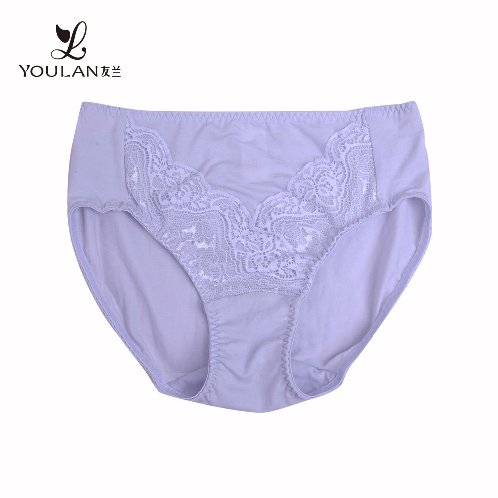 Mixed Color Mature Ladies New Fashion Underwear
