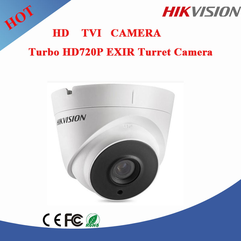 original english version hikvision camera ir dome tvi camera for outdoor use with 40m ir DS-2CE56C0T-IT3
