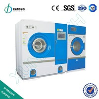 15kg steam heating laundry dry cleaning machine