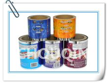 plastic roll film packaging for candy, sweets, biscuit, chips and food