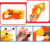 Wholesale kids favorite plastic foam toy guns soft bullets with new design