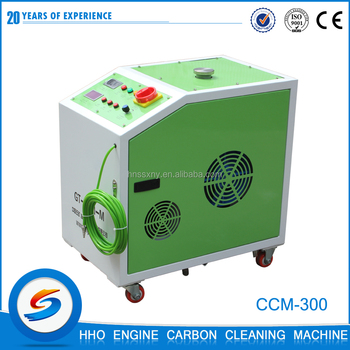 HHO Engine Carbon Cleaning Machine For Cleaner Exhaust Pipe