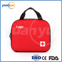 2016 Emergency Medical Bag Travel Survival Kit Baby Care Bag EVA First Aid Kit With Europe Germany Standard