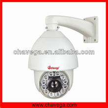 27x IP66 waterproof 360 degree rotating outdoor security camera