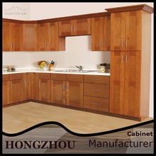 American Style Luxury Prefabricated Homes Alibaba Wood Kitchen Cabinets