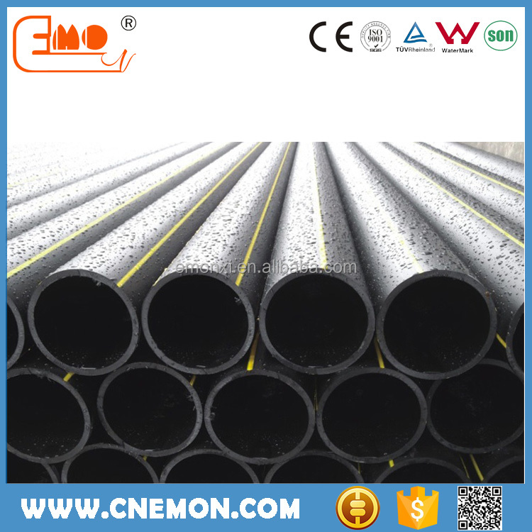 Standard length hdpe pipe