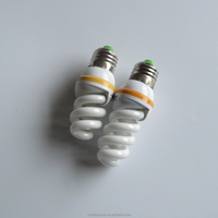 20w energy saving bulb spiral cfl light with CE,ROHS