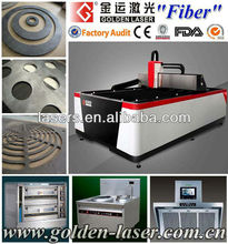 aluminum sheet metal /galvanized steel sheet Fiber laser cutting machine