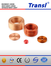 Magnet coil inductance coil customize manufacturer Air Core Magnetic Coil