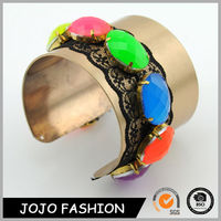 Latest design hot sale high quality eco-friendly gold plated indian bangle kada