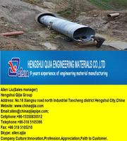 Whole corrugated culvert steel pipe widely use in highway railway bridge water stream deep well