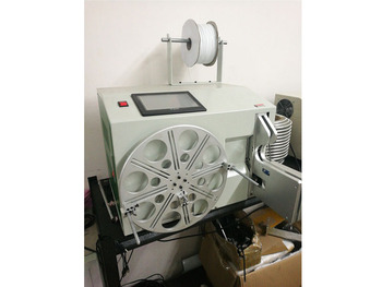 JW-X40-80 Automactic cable wire coil winding and binding machine