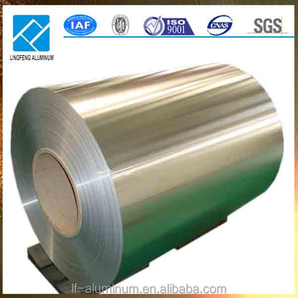 Good Quality Color Coated Brushed Aluminum Coil for Decoration