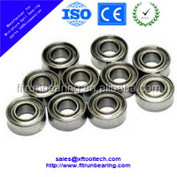 Excellent quality promotional steering gear deep groove ball bearing