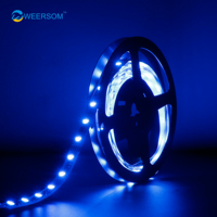 2019 hot sell 5050 RGBW DC 24V led strip wireless dmx control led light