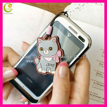 2013 hottest gifting mobile phone screen cleaner charm for advertisement