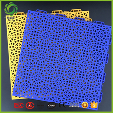 Xinerwo wholesale plastic pp sports court interlocking tiles
