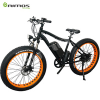 48V 1500W covered electric bicycle with 48V 20Ah samsung 29E
