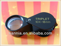 Factory Price good sale 20x12 magnifier glasses 20x in many style different types