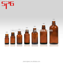 Wholesale china low price products essence amber sample bottle from 5ml to 150ml