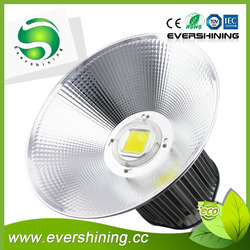 2~5Years Warranty High Quality CE RoHS High PFC 150w 200W Led Industrial High Bay Lighting