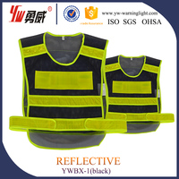 High Quality Breathable Safety Reflection Vest