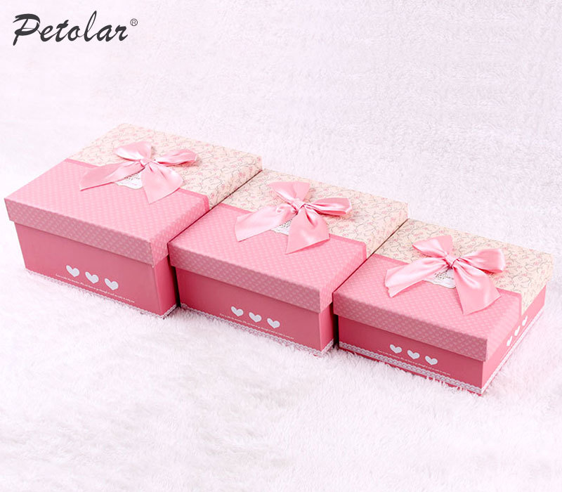 Baby Gift Box Empty : Baby shower candy box empty small gift packaging buy