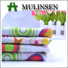 Mulinsen Textile Woven Children Printed TC 90/10 Polyester Cotton Fabric