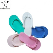 Wholesale Cheap Pedicure Disposable EVA Hotel <strong>Slipper</strong> for Sauna Customers