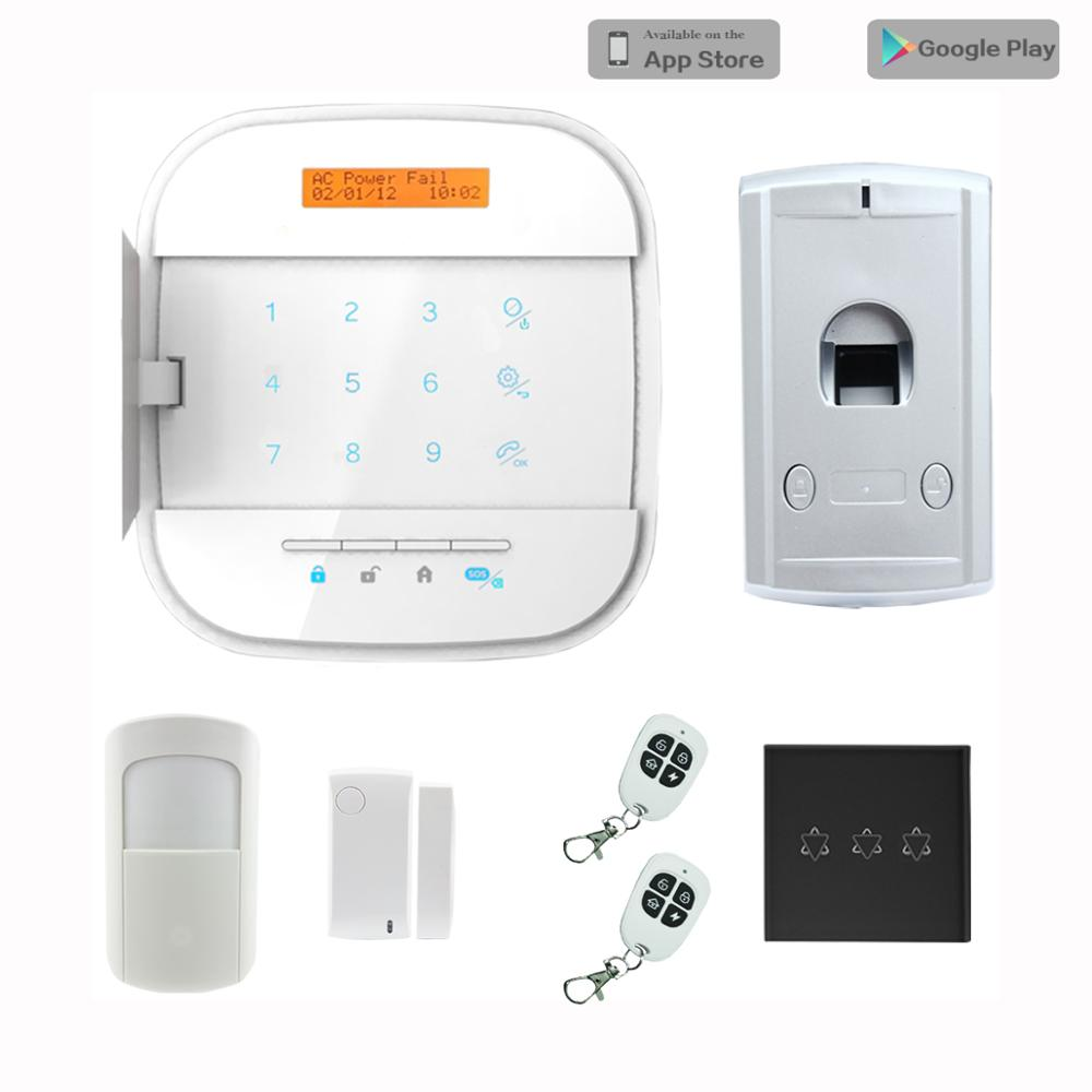 Wholesale Fire Burglar Alarm System Online Buy Best Wifi Intruder Wireless House Strongburglar Strong Strongalarm