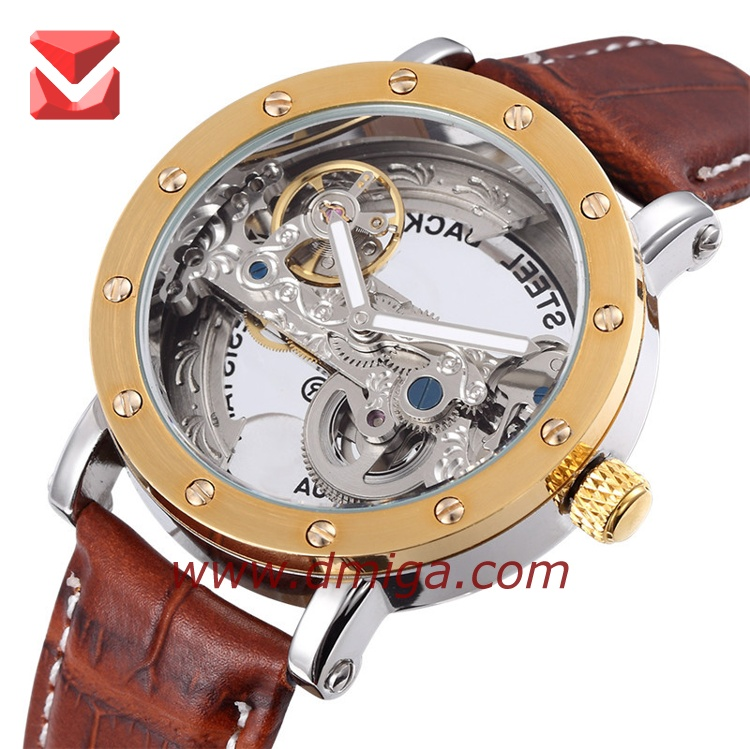 hollow out emptying dalil automatic mechanical watches for <strong>men</strong> most popular 2017