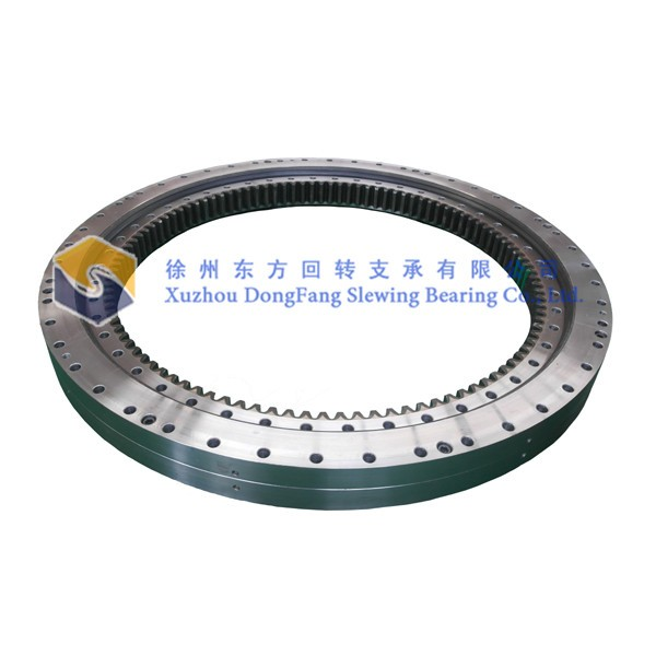 for Hitachi EX120-1-2-3-5 swing bearings swing circles excavator slewing ring rotary bearing travel and swing parts