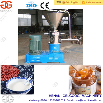 Peanut Milk Making Machine Sesama Paste Peanut Butter Making Machine