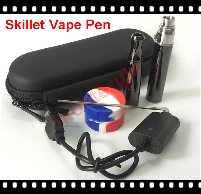 Alibaba China Rubber Penis 2200mAh Battery Adjustable Voltage E Pen Skillet Vaporizer