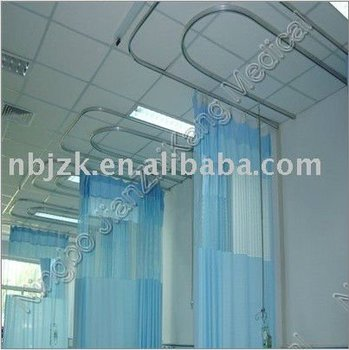 Hospital Curtain Fabric With Track System Buy Hospital Curtain Fabric Curtain Ceiling Track