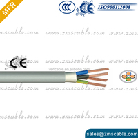 Electric cable H05V2-K (300/500V) Internal wiring/power cable