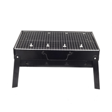 Outdoors BBQ Portable Household Folding Rack Charcoal Grill