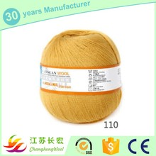 100 unbleached cotton yarn for knitting machine