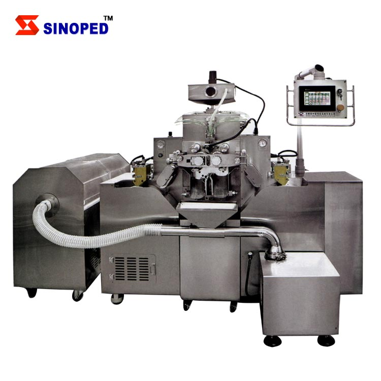 Automatic softgel encapsulation machine and soft gelatin capsule machine
